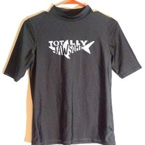 Jawsome Swim Shirt